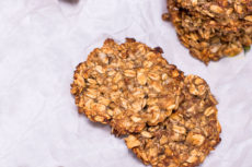 Oatmeal raisin cookies from Encore Catering ready2bake cookie dough delivery in Toronto