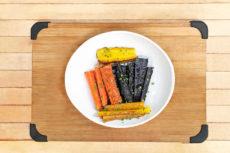 Heirloom Carrots Recipe Finished Recipe